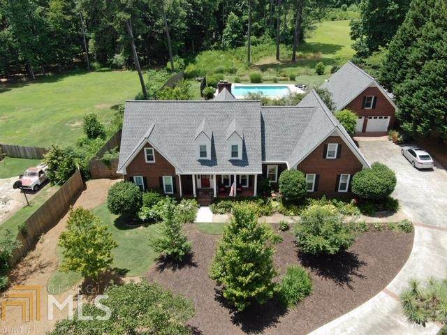 2411 Lost Valley Trail, Conyers, GA 30094 (MLS #8892313) :: Tim Stout and Associates