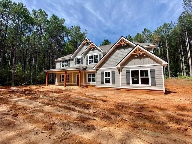 130 Hidden Lake Trail Lot 5, Pine Mountain, GA 31822 (MLS #9026979) :: Anderson & Associates