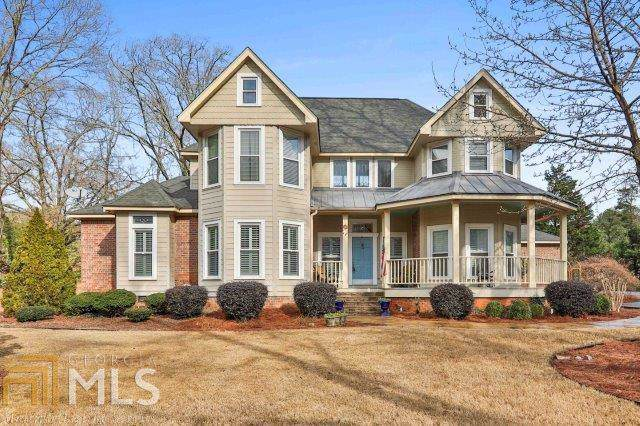 511 Forest Trl, Griffin, GA 30223 (MLS #8582745) :: Community & Council