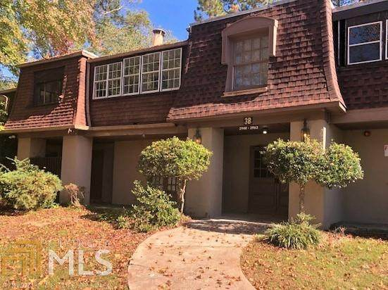 2954 Parc Lorraine /23, Lithonia, GA 30038 (MLS #8875592) :: Keller Williams Realty Atlanta Partners