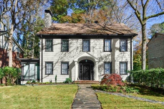 1111 Clifton Rd, Atlanta, GA 30307 (MLS #8890708) :: Regent Realty Company