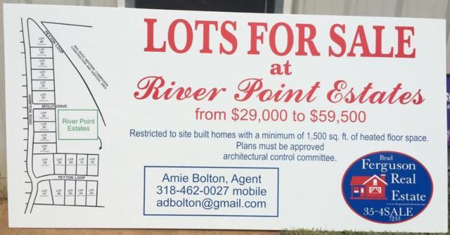 Lot 28 Hampton Rd., NATCHITOCHES, LA 71457 (MLS #140218) :: The Trish Leleux Group