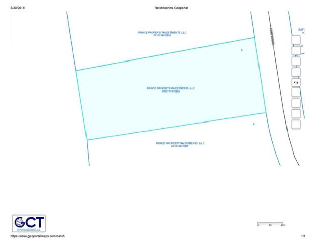 LOT 5 Hampton Lake, NATCHITOCHES, LA 71457 (MLS #147058) :: The Trish Leleux Group
