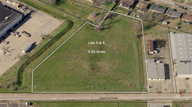 0 Industrial Street Lots 5 & 6, ALEXANDRIA, LA 71301 (MLS #148276) :: The Trish Leleux Group