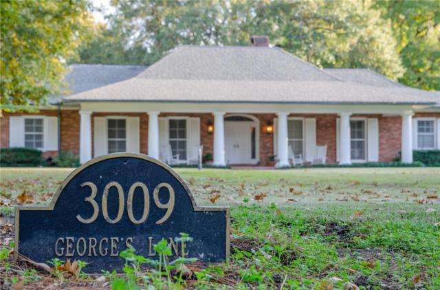 3009 Georges Lane, ALEXANDRIA, LA 71301 (MLS #150222) :: The Trish Leleux Group