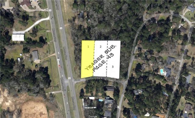 Lot 1 Pine Street, BALL, LA 71405 (MLS #151018) :: The Trish Leleux Group
