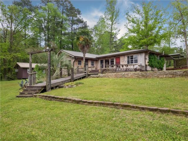 366 Lunkers Cove Road, LEESVILLE, LA 71446 (MLS #151628) :: The Trish Leleux Group