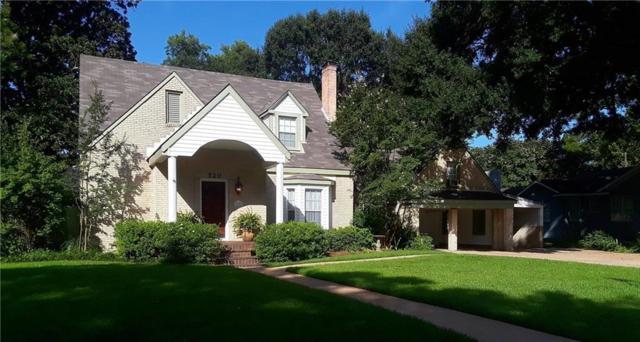 520 Park Place Drive, ALEXANDRIA, LA 71301 (MLS #147377) :: The Trish Leleux Group