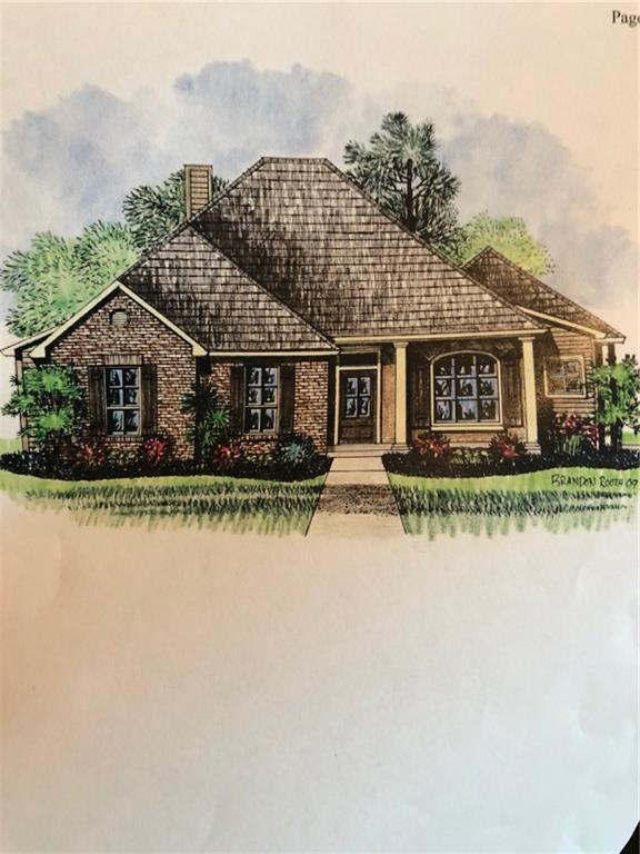 64 Feliciana Drive, PINEVILLE, LA 71360 (MLS #146895) :: The Trish Leleux Group
