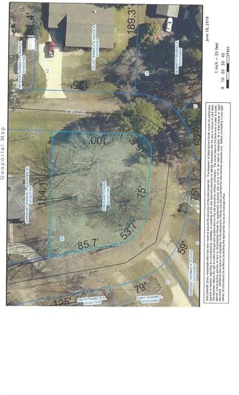 LOT # 26 Forest Drive, NATCHITOCHES, LA 71457 (MLS #147215) :: The Trish Leleux Group