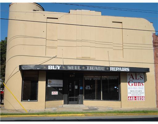 637 Main Street, PINEVILLE, LA 71360 (MLS #C132130) :: The Trish Leleux Group