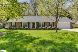4925 Coach Hill Drive, Greenville, SC 29615 (#1341628) :: Hamilton & Co. of Keller Williams
