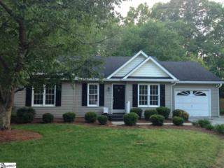 312 Dunwoody Drive, Simpsonville, SC 29681 (#1342509) :: Hamilton & Co. of Keller Williams