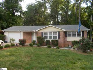 103 Sunnyview Drive, Greenville, SC 29611 (#1344428) :: Coldwell Banker Caine