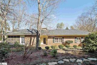 3 Hidden Hills Drive, Greenville, SC 29605 (#1337063) :: Hamilton & Co. of Keller Williams