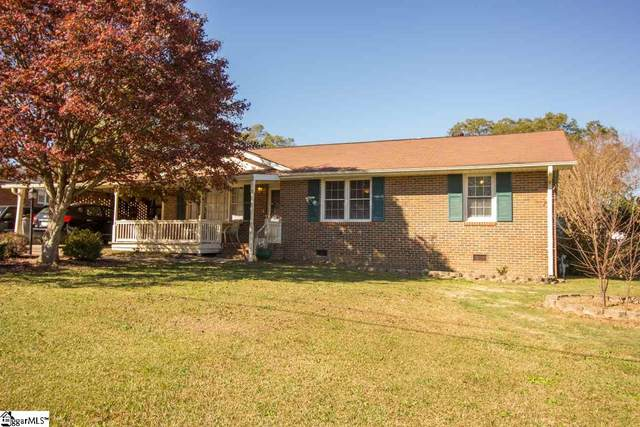 117 Cherrylane Drive, Greenville, SC 29617 (#1432197) :: Coldwell Banker Caine