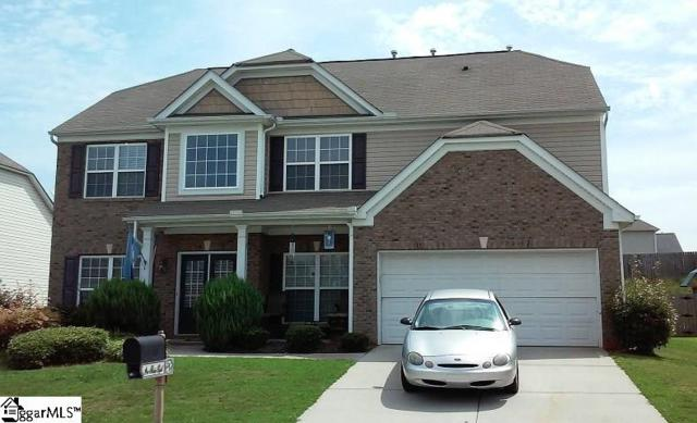 138 Morning Tide Drive, Simpsonville, SC 29681 (#1307667) :: Coldwell Banker Caine