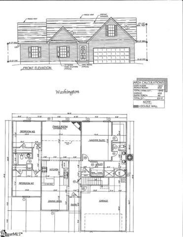 Linmar Circle Lot 52, Anderson, SC 29621 (#1336016) :: Hamilton & Co. of Keller Williams Greenville Upstate