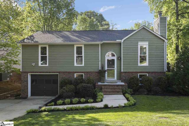 1033 Summit Drive, Greenville, SC 29609 (#1341997) :: The Toates Team