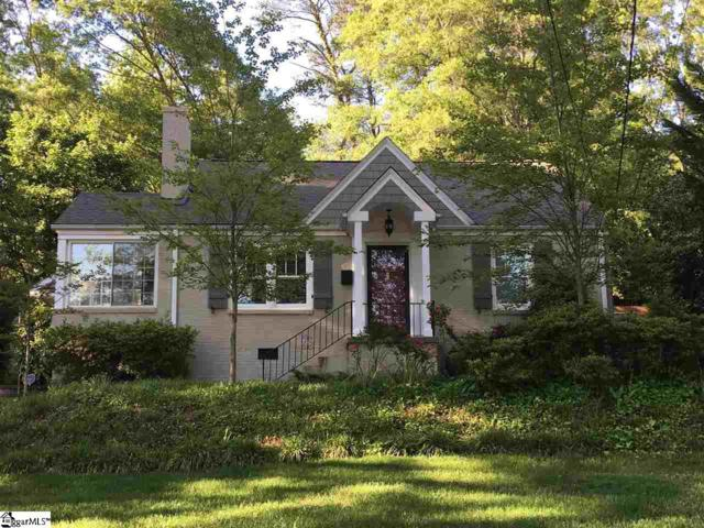 18 W Mountainview Avenue, Greenville, SC 29609 (#1343502) :: The Haro Group of Keller Williams
