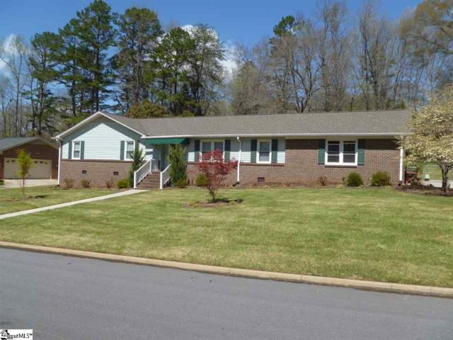 114 Gail Drive, Mauldin, SC 29662 (#1344630) :: Connie Rice and Partners