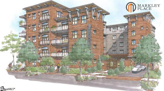 110 N Markley Street Unit 305, Greenville, SC 29601 (MLS #1345603) :: Prime Realty
