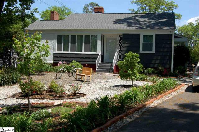 105 Trails End Street, Greenville, SC 29607 (#1345922) :: The Toates Team