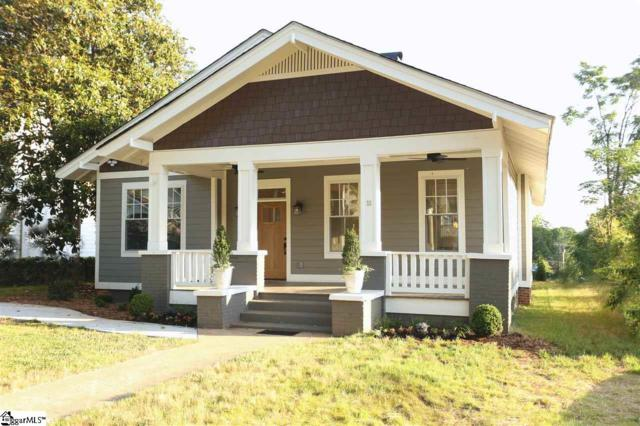 33 Tindal Avenue, Greenville, SC 29605 (#1346913) :: Hamilton & Co. of Keller Williams Greenville Upstate