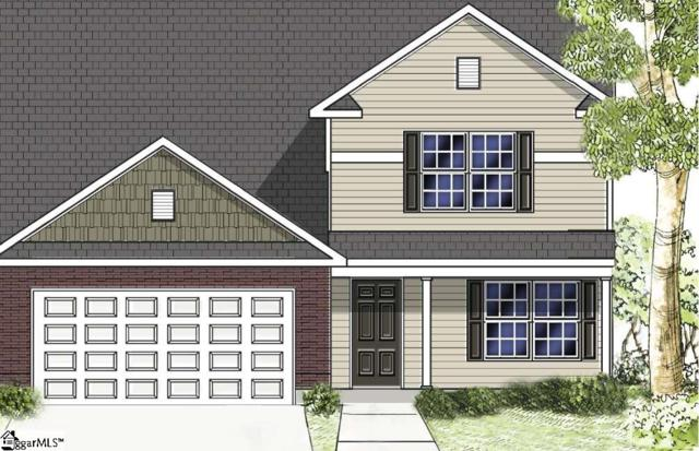 107 Charterhouse Avenue Lot #63, Piedmont, SC 29673 (#1346921) :: Hamilton & Co. of Keller Williams Greenville Upstate