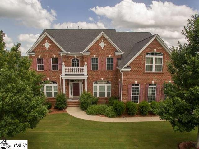 7 Glengrove Drive, Simpsonville, SC 29681 (#1346930) :: Hamilton & Co. of Keller Williams Greenville Upstate