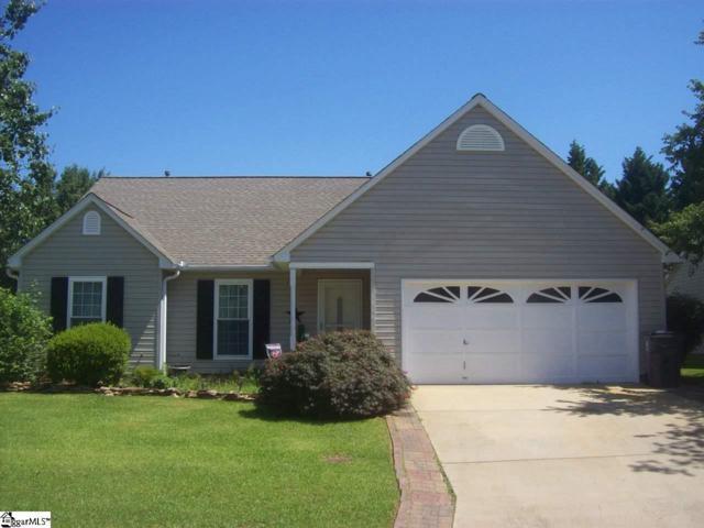 110 W Long Creek Court, Simpsonville, SC 29680 (#1347041) :: Hamilton & Co. of Keller Williams Greenville Upstate