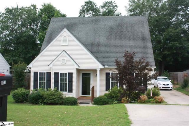 117 Tortuga Lane, Easley, SC 29642 (#1347056) :: Hamilton & Co. of Keller Williams Greenville Upstate