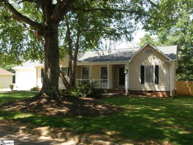 201 Spring Meadow Road, Simpsonville, SC 29680 (#1347064) :: Hamilton & Co. of Keller Williams Greenville Upstate