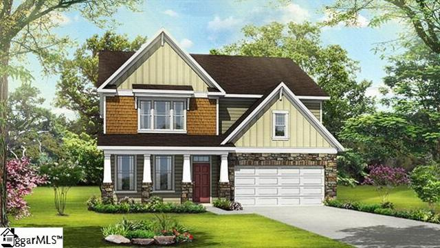 114 Crowned Eagle Drive, Taylors, SC 29687 (#1348257) :: The Toates Team