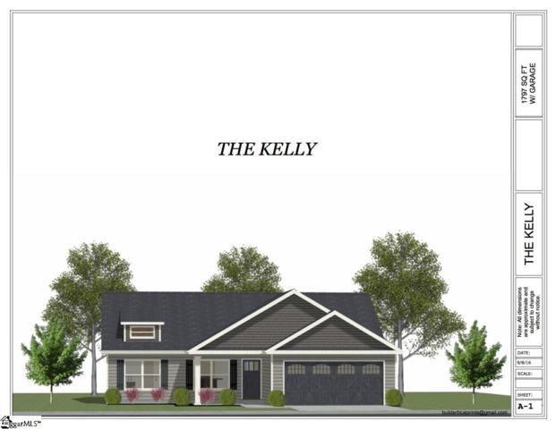 110 Lipscombe Drive, Travelers Rest, SC 29690 (#1348676) :: Hamilton & Co. of Keller Williams Greenville Upstate