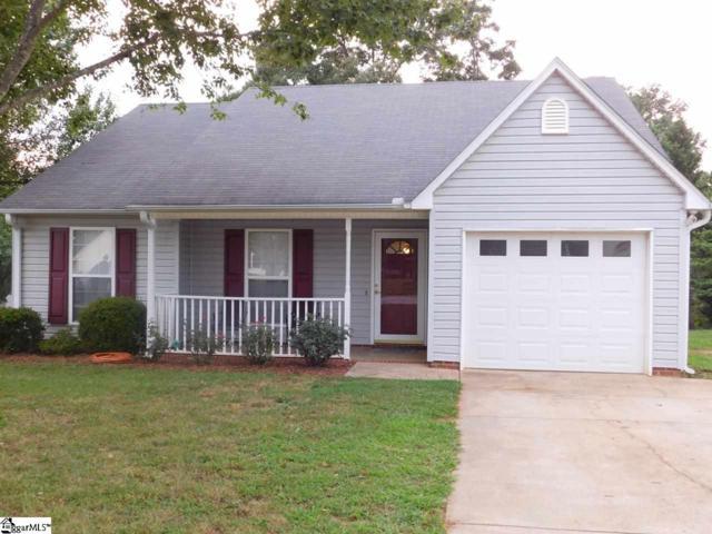 501 Twin Falls Drive, Simpsonville, SC 29680 (#1348940) :: Hamilton & Co. of Keller Williams Greenville Upstate
