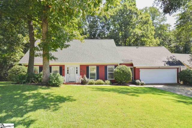 125 Sugar Creek Lane, Greer, SC 29650 (#1350493) :: Connie Rice and Partners