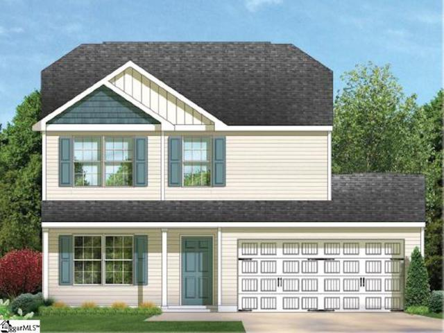 122 Vista Hill Drive, Spartanburg, SC 29302 (#1350516) :: Connie Rice and Partners