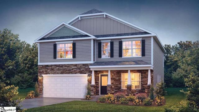 112 Hartwood Lake Lane, Greer, SC 29650 (#1350527) :: Connie Rice and Partners