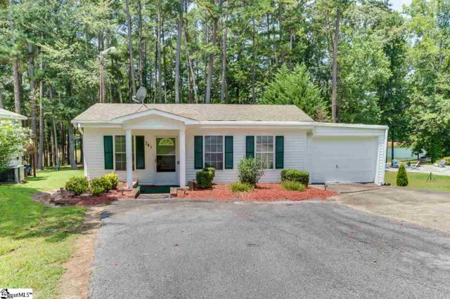 341 Walnut Drive, Townville, SC 29689 (#1350874) :: Connie Rice and Partners