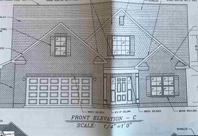 104 Pleasant Meadow Court, Greer, SC 29651 (#1352789) :: The Haro Group of Keller Williams