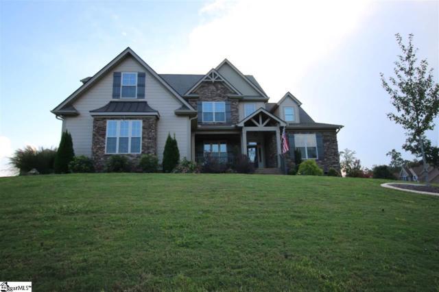 15 Hunters Landing Drive, Greer, SC 29651 (#1352971) :: Hamilton & Co. of Keller Williams Greenville Upstate
