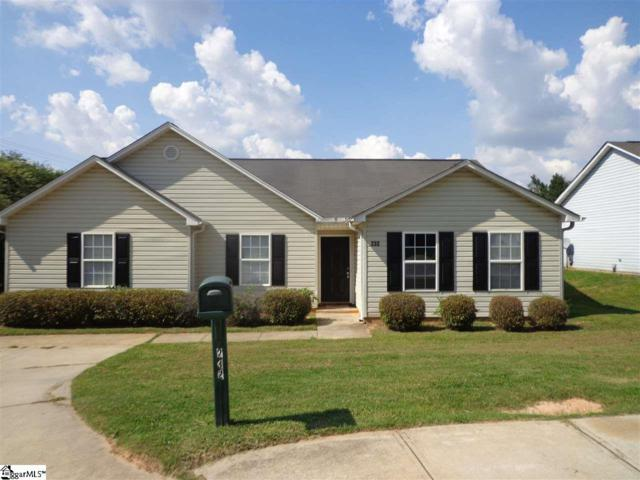 232 Cornerstone Court, Simpsonville, SC 29681 (#1352976) :: Hamilton & Co. of Keller Williams Greenville Upstate