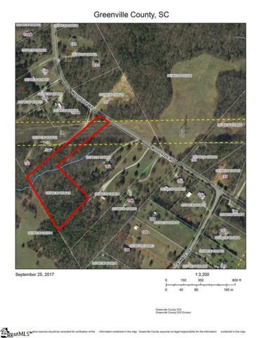 0 Woodside Road, Simpsonville, SC 29680 (#1352977) :: Hamilton & Co. of Keller Williams Greenville Upstate