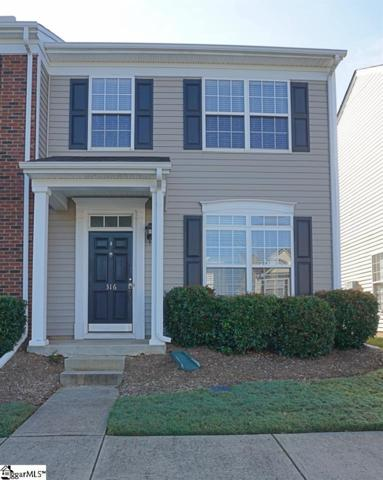 316 Cumulus Court, Greer, SC 29650 (#1352986) :: Hamilton & Co. of Keller Williams Greenville Upstate