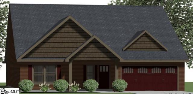 805 Rogers Road Lot 2, Pelzer, SC 29669 (#1353051) :: Hamilton & Co. of Keller Williams Greenville Upstate