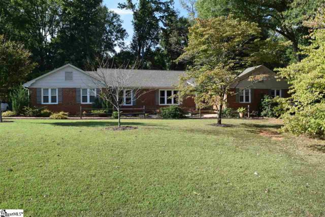 711 Meadowbrook Drive, Spartanburg, SC 29307 (#1353061) :: Hamilton & Co. of Keller Williams Greenville Upstate