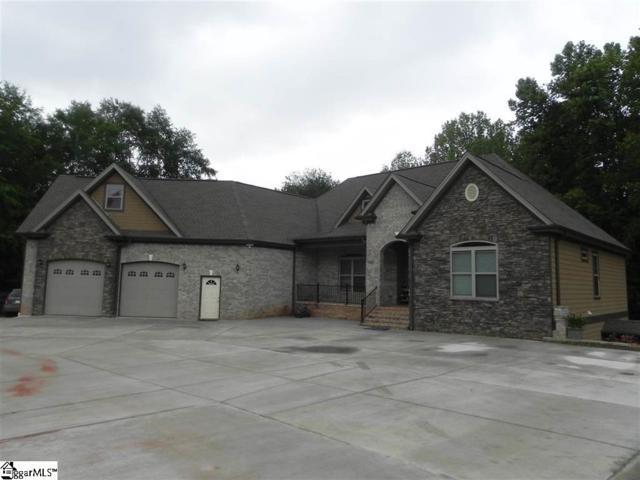 1420 Foster Road, Inman, SC 29349 (#1353063) :: Hamilton & Co. of Keller Williams Greenville Upstate