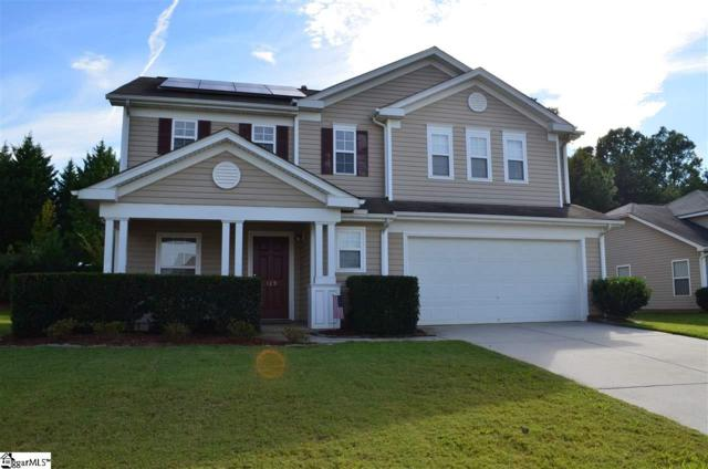 129 Stonewood Crossing Drive, Boiling Springs, SC 29316 (#1353130) :: Coldwell Banker Caine