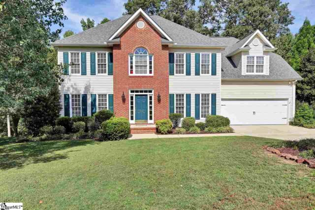 808 Worchester Place, Simpsonville, SC 29680 (#1353230) :: Hamilton & Co. of Keller Williams Greenville Upstate
